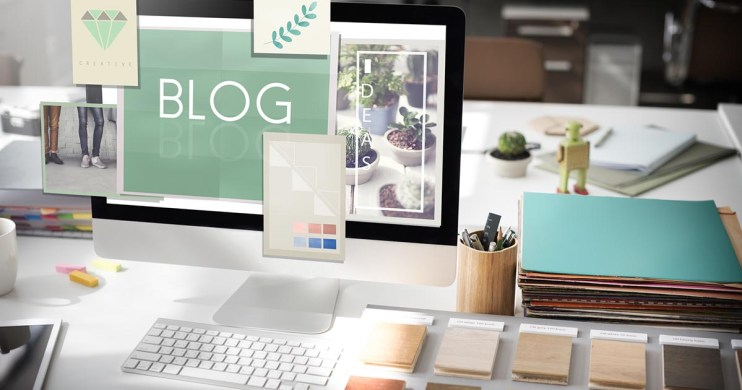 Starting an interior design blog