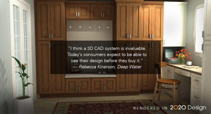 2020 Design Customer Spotlight: Rebecca Kinerson from Deep Water Ventures DBA Budget Lumber