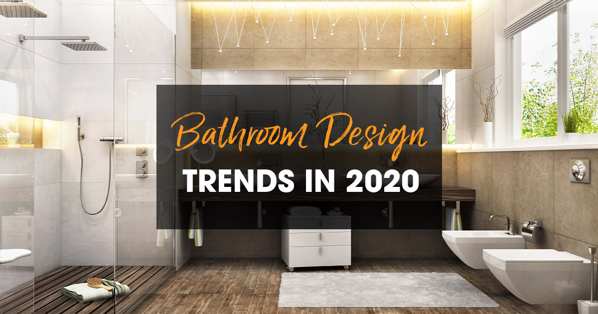 2020 bathroom trends what to expect in