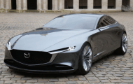 2019 Mazda 2 Door Coupe Concept