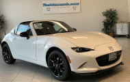 2020 Mazda MX-5 Miata RF Club Redesign