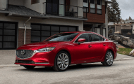 2020 Mazda 6 Grand Touring Reserve AWD Redesign