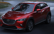 New MAZDA CX-3 2020 Redesign
