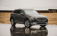 New MAZDA CX-9 2020 Redesign
