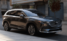 New Mazda CX-9 Signature 2020 Redesign