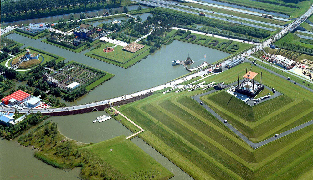 floriade 2002 haarlemmermeer