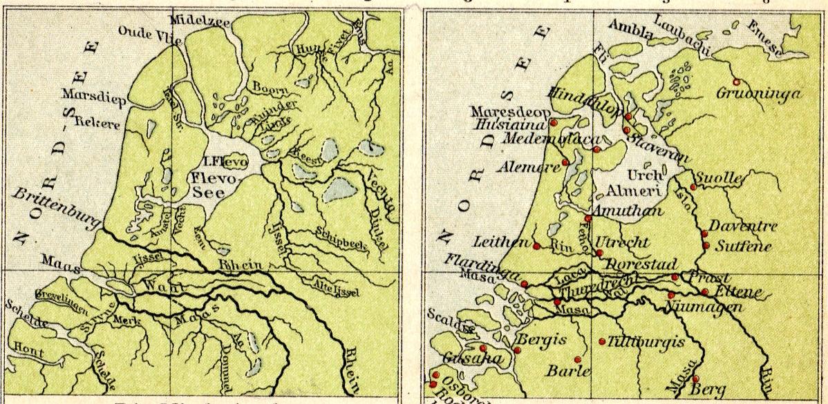 North_Holland_1st-10th_Century