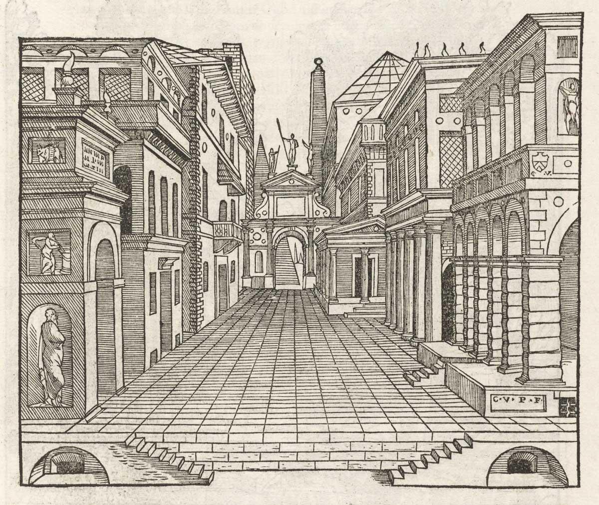 sebastiano serlio stage design
