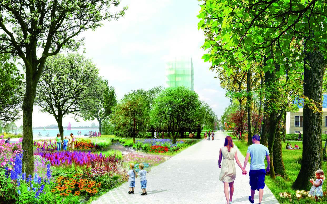 bestemmingsplan Floriade 2022