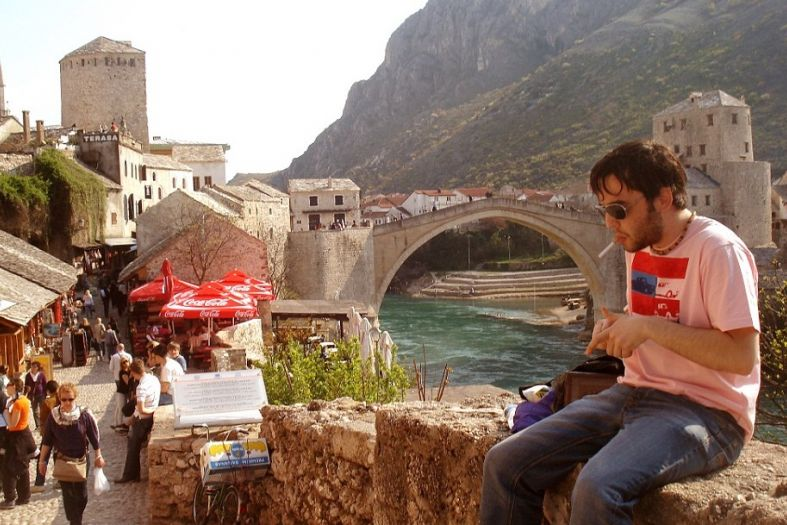 Kris Mole: How to travel Europe for free (an inspiring story)
