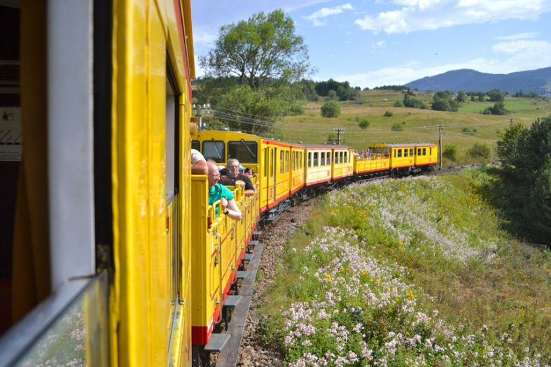 5 favourite children's railways in Europe