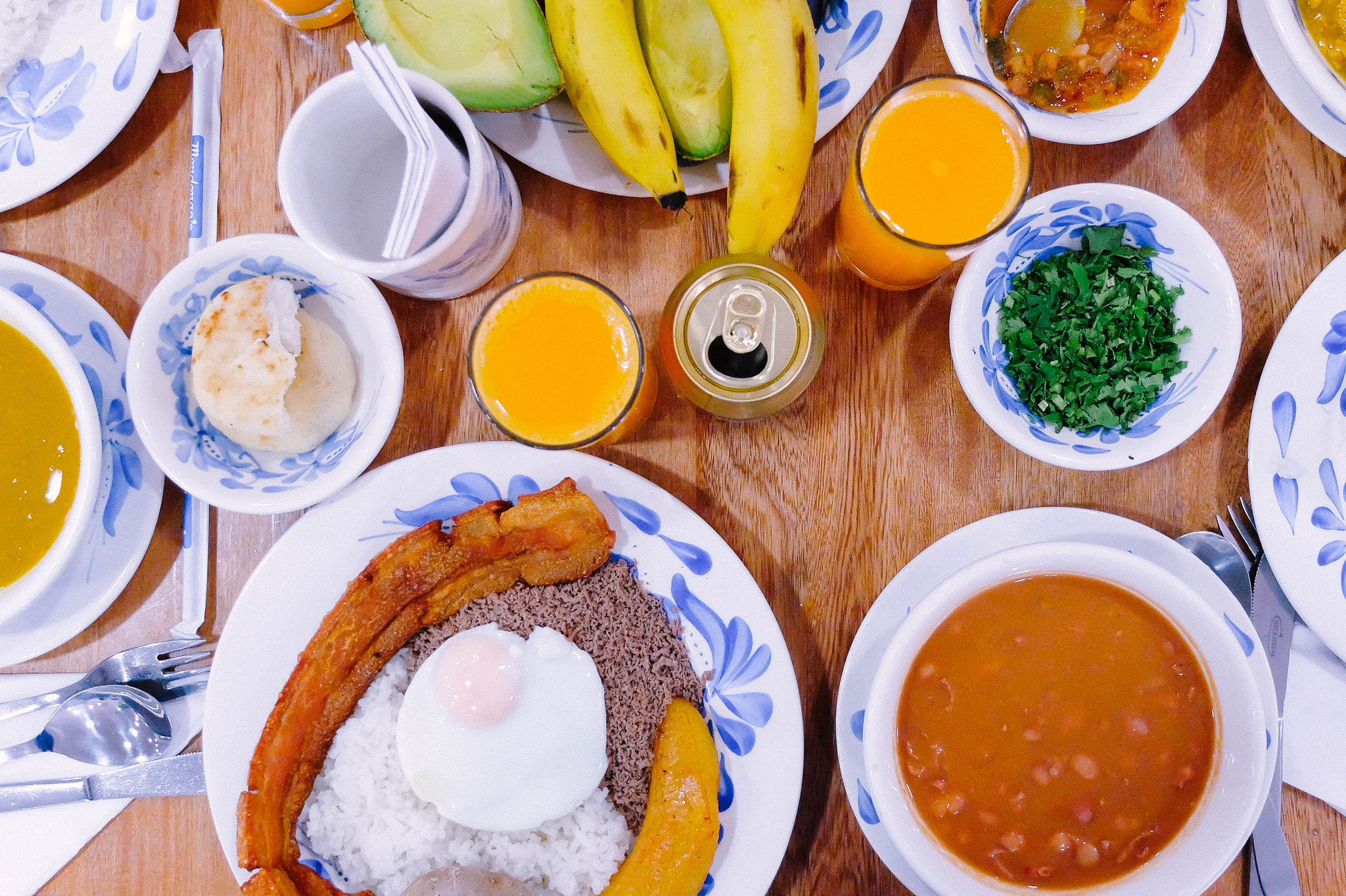 A foodie's guide to Colombia