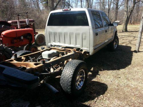 Chevy Silverado Lifted Sale
