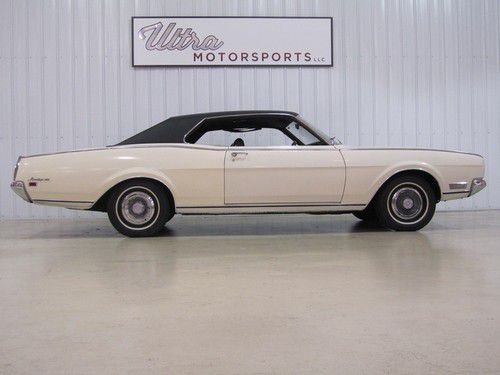 Sell used 1969 Mercury Montego MX Automatic   LOW ORIGINAL MILES     1969 Mercury Montego MX Automatic   LOW ORIGINAL MILES     2 Door