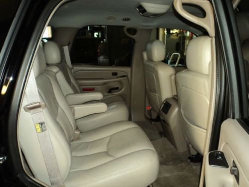 Purchase Used 2004 Chevy Tahoe Z71 4x4 Leather Quad