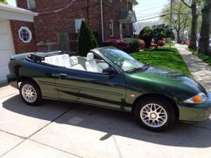 Find used 2000 Chevrolet Cavalier Z24 Convertible 2Door 2