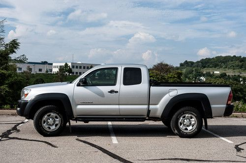 Sell Used Used 2008 Toyota Tacoma 4x4 Access Cab In