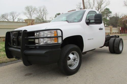 Purchase Used 2009 Chevrolet 3500 Cab Amp Chassis Drw In