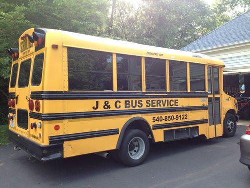 Find Used Ford E 450 Econoline School Bus Van Thomas