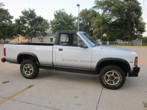 Sell used 1989 Dodge Dakota Sport, Factory 4X4 Convertible