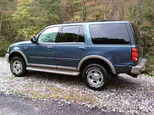 Ford 4x4 2001 Excursion