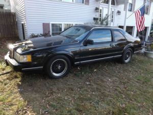 Purchase used 1991 Lincoln Mark VII LSC Sedan 2Door 50L