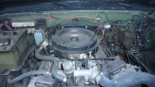 Buy Used Military Chevrolet K5 Blazer Cucv M In