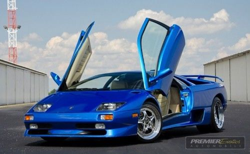 Buy Used Monterey Blue Diablo SV In Bowling Green