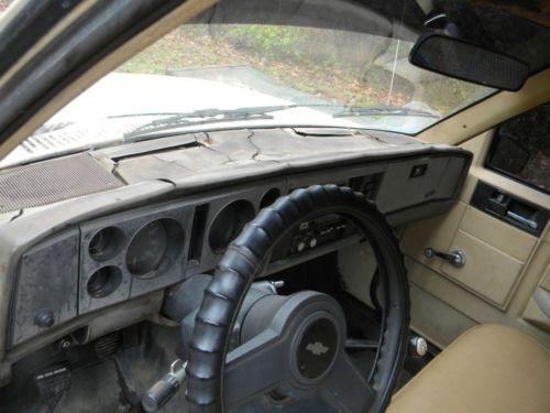 Buy Used Chevrolet S10 Isuzu Pickupsel In Landrum