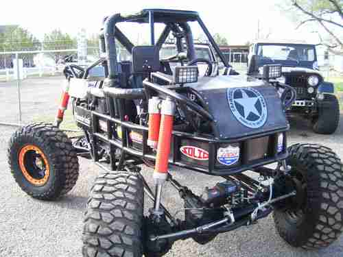 Purchase New Rock Crawler All Terrain Off Road Front