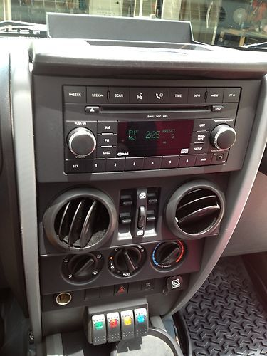 Purchase Used Jeep Wrangler Unlimited Jk Power Windows