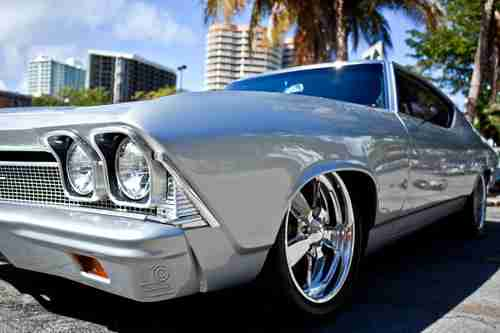 Purchase New 1968 Chevy Chevelle Pro Touring In Miami