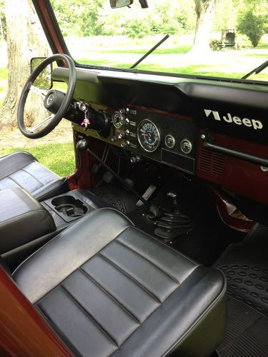 Purchase Used 1979 Jeep CJ5 Golden Eagle In Sun