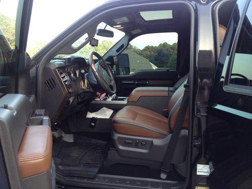 2013 Crew 4x4 250 F Cab