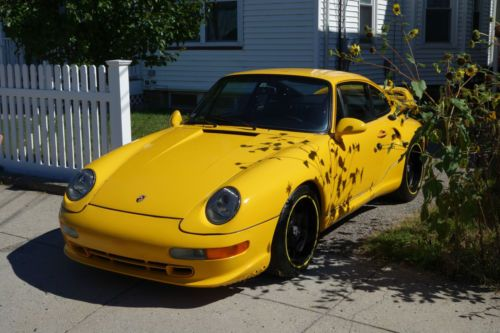 Purchase Used 1976 Porsche 911s With A 1996 Techart 993