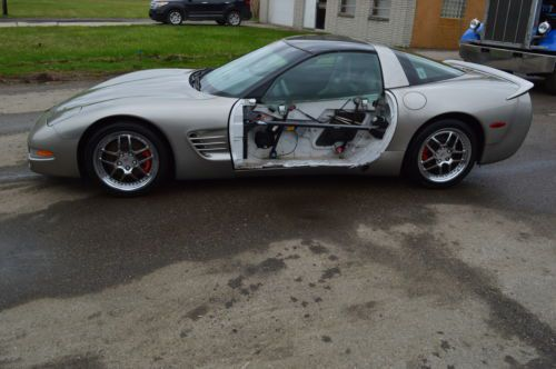 Find Used One Owner Corvette C5 Coupe Salvage Wrecked
