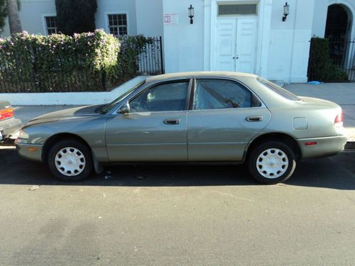 Find Used 2000 Mazda 626 Lx Sedan 4 Door 2 5l In San