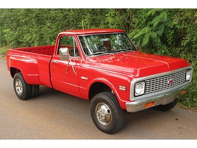1971 Chevrolet K30 4x4 Dually Flatbed Trucks Pinterest (8) - Modern