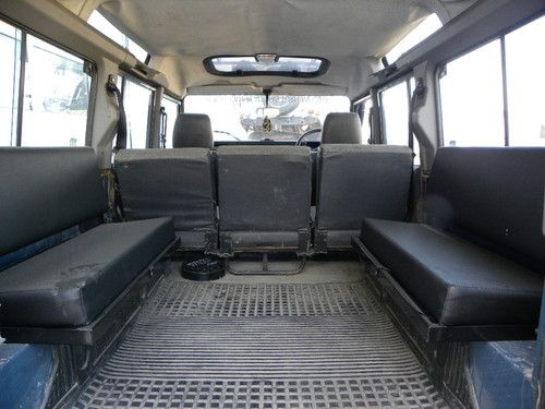 Sell Used 1985 Land Rover Defender 110 SW 200TDI 9 Seats