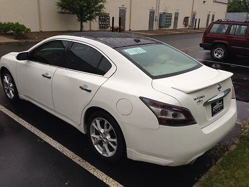 Sell Used 2012 Nissan Maxima Sv Sport Premium Edition