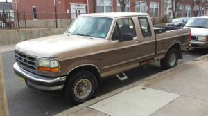 Sell used 1993 FORD F150 XLT in Phillipsburg, New Jersey