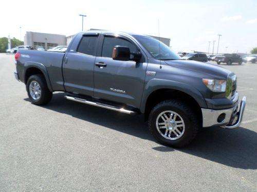 Sell Used 2007 Toyota Tundra Sr5 Extended Crew Cab Trd