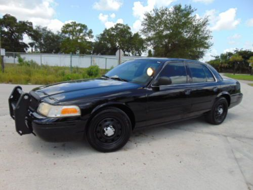 Purchase Used 2006 Crown Vic P 71 Police Interecptor Cop