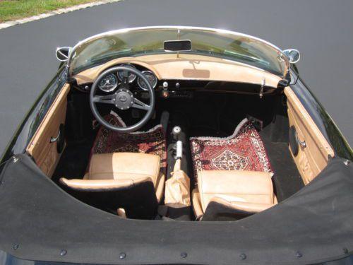 Buy Used Porsche 1956 356 Gtr Wide Body Speedster