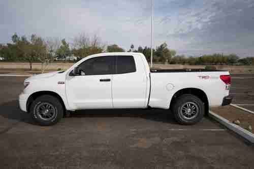 Sell Used 2012 5 7l V8 Toyota Tundra Rock Warrior Double