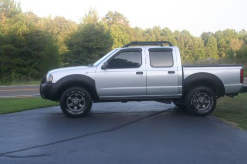 Purchase Used 2002 Nissan Frontier Xe Crew Cab Pickup 4