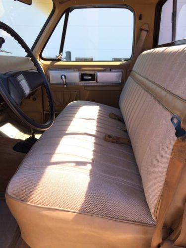 Purchase Used 1979 Gmc Sierra Classic 1500 4x4 Short Bed