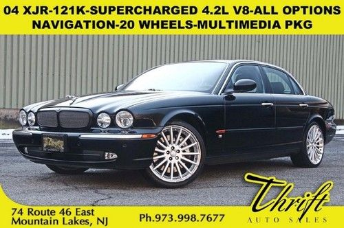 2004 V8 Xjr Jaguar Supercharged