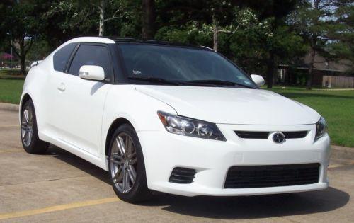 Buy Used 2012 Hot White Scion Tc Super Low 6056 Miles In