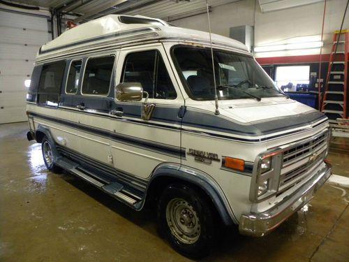 Chevy Astro Van Body Parts